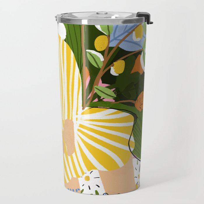 The Jungle Lady Travel Mug
