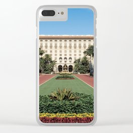 the breakers Clear iPhone Case