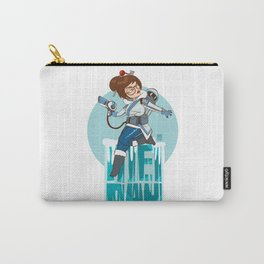 Freeze! It's Mei Day! Carry-All Pouch