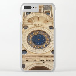 Torre dell'Orologio Clear iPhone Case