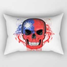 To The Core Collection: Taiwan Rectangular Pillow