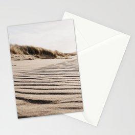 Dutch Dunes   Photo print sand dunes of Holland Stationery Cards
