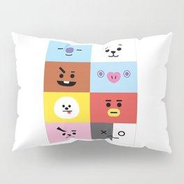BT21 ALL-IN-ONE Pillow Sham