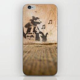 Chillin iPhone Skin