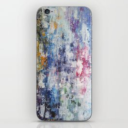 Abstract 193 iPhone Skin