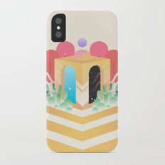 Temple of Time  Slim Case iPhone X