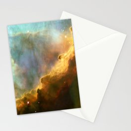 Omega or Swan Nebula (NASA's Hubble Space Telescope) Stationery Cards