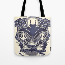 Mantra Ray Tote Bag