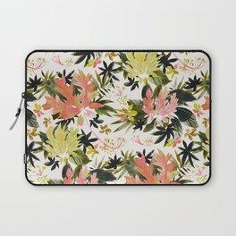 WILD RETREAT Tropical Hibiscus Laptop Sleeve