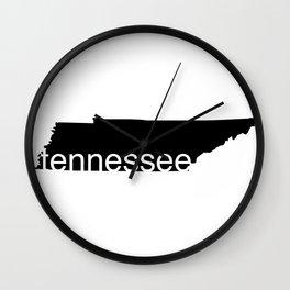Tennessee Wall Clock