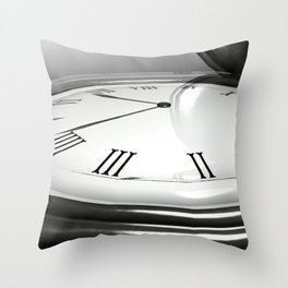 Stopwatch Throw Pillow