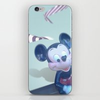 mickey iPhone & iPod Skins featuring Mickey? by smooz