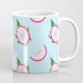 Dragon Fruit Pattern Coffee Mug