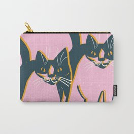 All is Purrfect Cats Carry-All Pouch