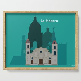 La Habana Serving Tray