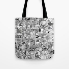 Doodling Together #1 Tote Bag