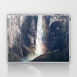 Bridalveil Falls, Yosemite California Laptop & iPad Skin