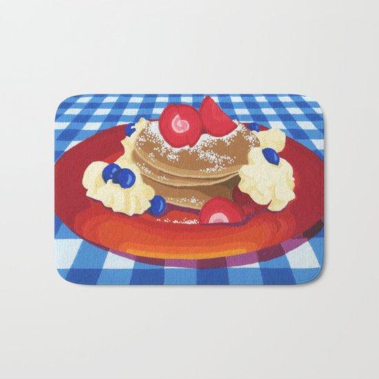 Pancakes Week 10 Bath Mat