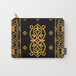 pattern of the past 1 Carry-All Pouch