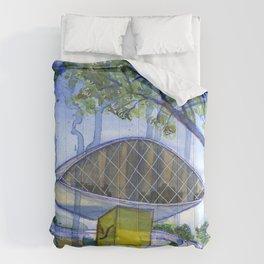 MON Curitiba Brazil Comforters