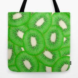 Kiwi Slices Tote Bag