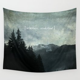 Wilderness Wonderland Wall Tapestry