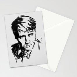 Mads Mikkelsen #2 Stationery Cards