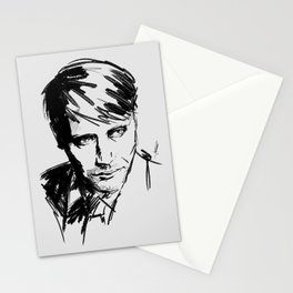 Mads Mikkelsen #2 Stationery Cards