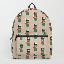 Morning Owl Backpack