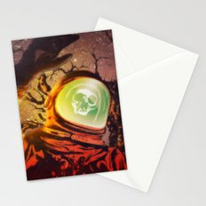 Dead Astronaut  Stationery Cards