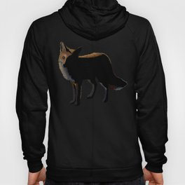 Fox in the Night Hoody