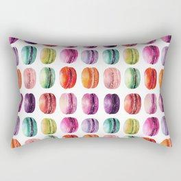 macaron lollipops Rectangular Pillow