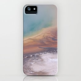 Yellowstone National Park 30X12 2 PANORAMA iPhone Case