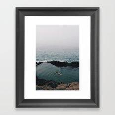 Aclimate Framed Art Print