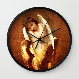 Resurrection Wall Clock