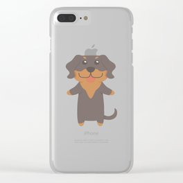 Transylvanian Hound Gift Idea Clear iPhone Case
