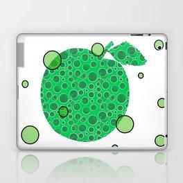 Mod Green Apple Laptop & iPad Skin