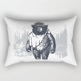 Smokey The Ewok Rectangular Pillow
