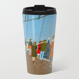How tall are these trees? Metal Travel Mug