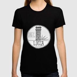 Torre Guinigi, Lucca T-shirt