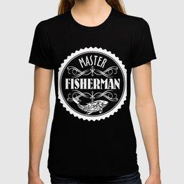 Master Fisherman T-shirt