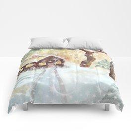 Christmas Eve Comforters