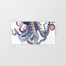 Sea Monster Hand & Bath Towel