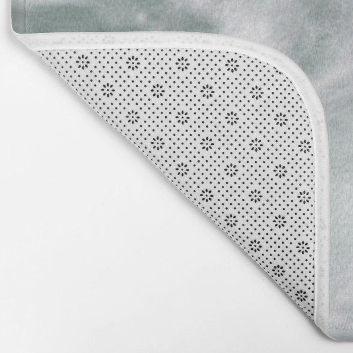 Silky Waves Bath Mat