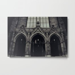 Tryptich  Metal Print