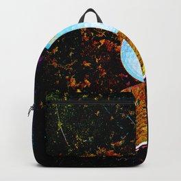 Golf art print work 6 Backpack