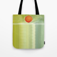 green 1 | digital sessions Tote Bag