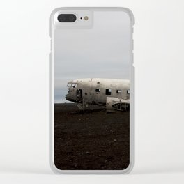Side Profile Clear iPhone Case