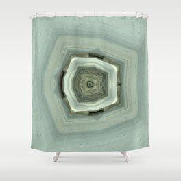 プライバシー保証 - Privacy Guaranteed Shower Curtain