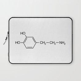 dopamine chemical formula Laptop Sleeve